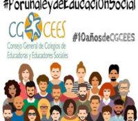 Campaña Ley de Regularización de la profesión de Educación Social