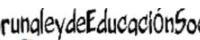# POR UNA LEY DE REGULARIZACIÓN DE EDUCACIÓN SOCIAL
